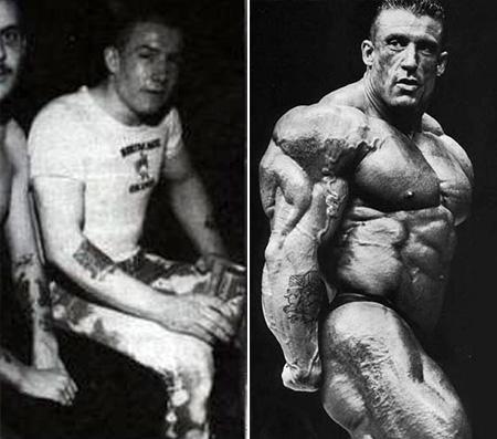 تصاویر قبل و بعد قهرمانی دوریان یتس