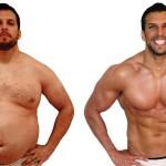 تناسب اندام قبل و بعد شماره 1 دکتر فیت