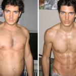 تناسب اندام قبل و بعد شماره 13 دکتر فیت