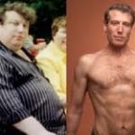 تناسب اندام قبل و بعد شماره 24 دکتر فیت