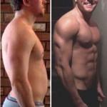 تناسب اندام قبل و بعد شماره 26 دکتر فیت