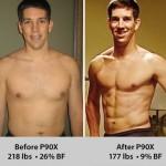 تناسب اندام قبل و بعد شماره 27 دکتر فیت