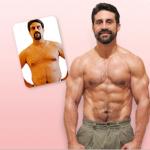 تناسب اندام قبل و بعد شماره 32 دکتر فیت