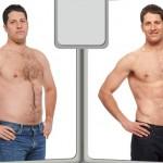 تناسب اندام قبل و بعد شماره 39 دکتر فیت