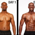 تناسب اندام قبل و بعد شماره 45 دکتر فیت