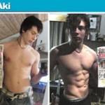 تناسب اندام قبل و بعد شماره 47 دکتر فیت
