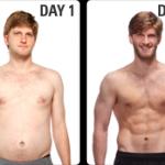 تناسب اندام قبل و بعد شماره 49 دکتر فیت