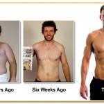 تناسب اندام قبل و بعد شماره 5 دکتر فیت