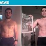 تناسب اندام قبل و بعد شماره 50 دکتر فیت