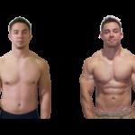 تناسب اندام قبل و بعد شماره 67 دکتر فیت