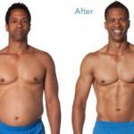 تناسب اندام قبل و بعد شماره 72 دکتر فیت