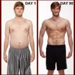 تناسب اندام قبل و بعد شماره 75 دکتر فیت
