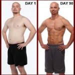 تناسب اندام قبل و بعد شماره 76 دکتر فیت