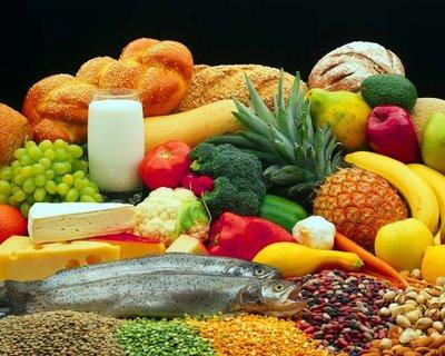 گروه بندی غذایی و نقش آن در سلامتی و کاهش وزن
