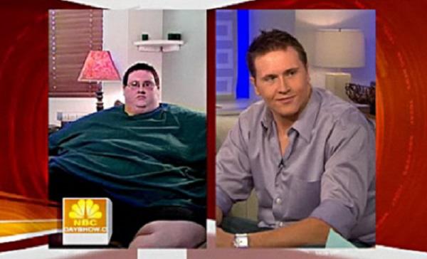کاهش وزن بزرگ دیوید اسمیت