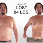 کاهش وزن قبل و بعد شماره 32 دکتر فیت