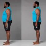 کاهش وزن قبل و بعد شماره 38 دکتر فیت