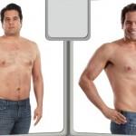 کاهش وزن قبل و بعد شماره 49 دکتر فیت