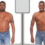 کاهش وزن قبل و بعد شماره 50 دکتر فیت