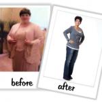 کاهش وزن قبل و بعد شماره 52 دکتر فیت
