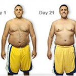کاهش وزن قبل و بعد شماره 63 دکتر فیت