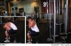 تمرین کرانچ نشسته سیم کش – شکم شش تکه