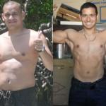 تناسب اندام قبل و بعد شماره 12 دکتر فیت