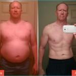 تناسب اندام قبل و بعد شماره 14 دکتر فیت