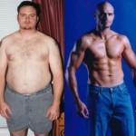 تناسب اندام قبل و بعد شماره 15 دکتر فیت