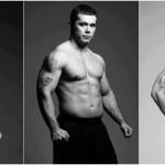 تناسب اندام قبل و بعد شماره 2 دکتر فیت