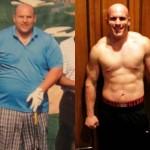 تناسب اندام قبل و بعد شماره 22 دکتر فیت