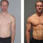 تناسب اندام قبل و بعد شماره 29 دکتر فیت