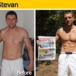 تناسب اندام قبل و بعد شماره 42 دکتر فیت