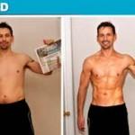 تناسب اندام قبل و بعد شماره 44 دکتر فیت
