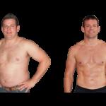 تناسب اندام قبل و بعد شماره 51 دکتر فیت