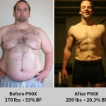 تناسب اندام قبل و بعد شماره 6 دکتر فیت