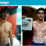 تناسب اندام قبل و بعد شماره 68 دکتر فیت