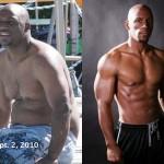 تناسب اندام قبل و بعد شماره 7 دکتر فیت