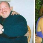کاهش وزن قبل و بعد شماره 10 دکتر فیت