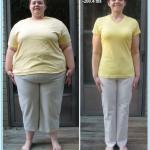 کاهش وزن قبل و بعد شماره 26 دکتر فیت