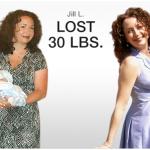 کاهش وزن قبل و بعد شماره 27 دکتر فیت