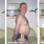 کاهش وزن قبل و بعد شماره 39 دکتر فیت