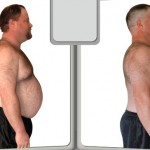 کاهش وزن قبل و بعد شماره 47 دکتر فیت
