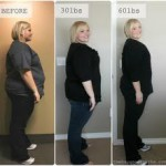 کاهش وزن قبل و بعد شماره 51 دکتر فیت