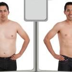 کاهش وزن قبل و بعد شماره 56 دکتر فیت