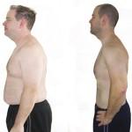 کاهش وزن قبل و بعد شماره 58 دکتر فیت