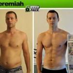 کاهش وزن قبل و بعد شماره 59 دکتر فیت