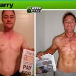 کاهش وزن قبل و بعد شماره 60 دکتر فیت