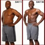 کاهش وزن قبل و بعد شماره 65 دکتر فیت